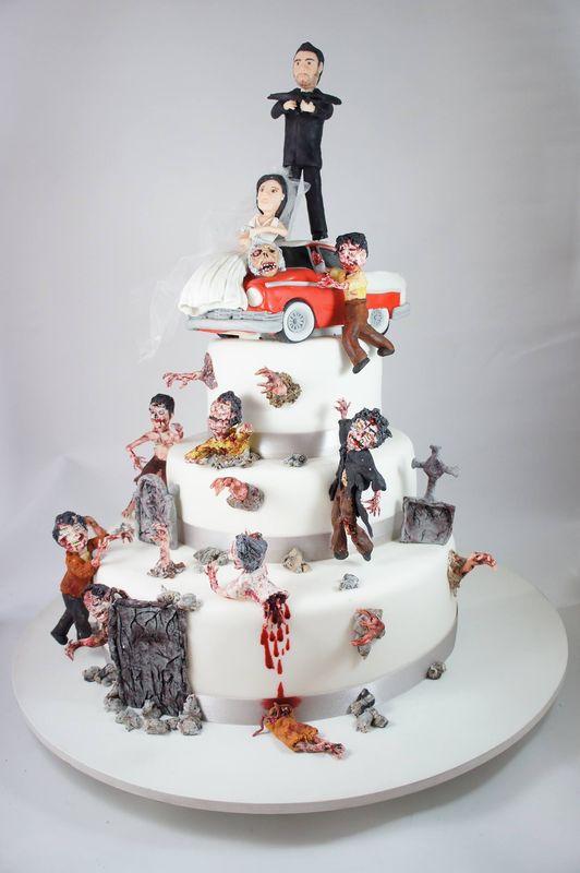 Torta zoombie