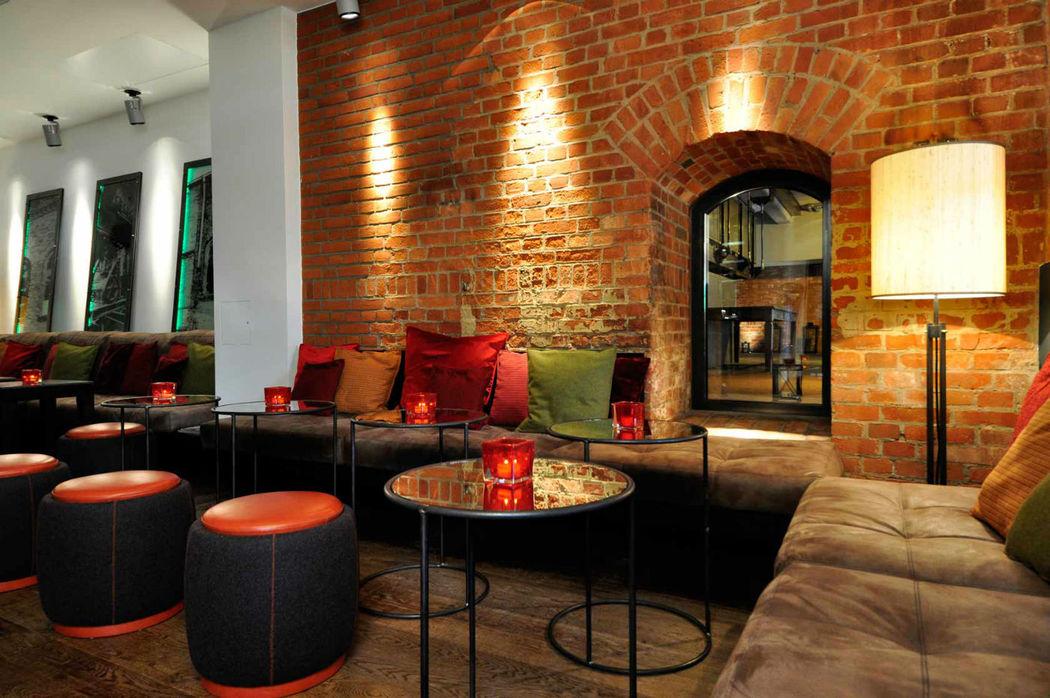 Beispiel: Lounge, Foto: Gastwerk Hotel.