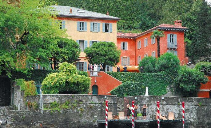 Italian Knot - Dream Weddings in Italy Villa Regina Teodolinda - Lago di Como