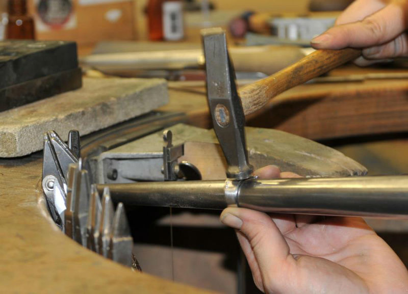Beispiel: Werkstatt, Foto: CF Atelier.