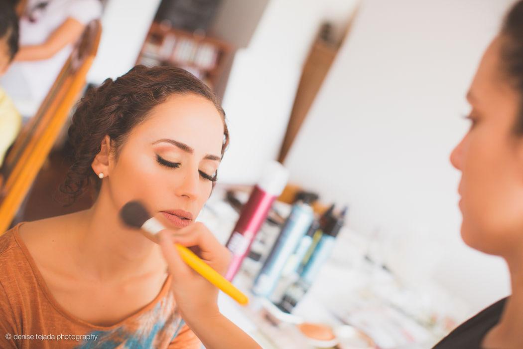 Maquillaje para novia natural e iluminado