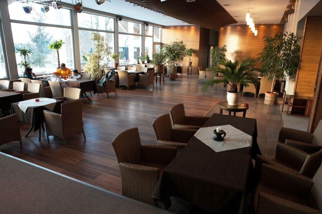 Restauracja Oaza, Ośrodek Strzeszynek