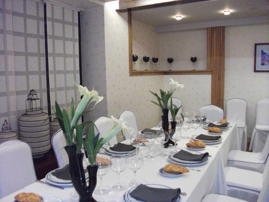 Privado Restaurante para celebraciones más íntimas