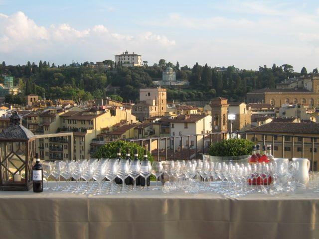 Cocktail Terrazza Panoramica Arno