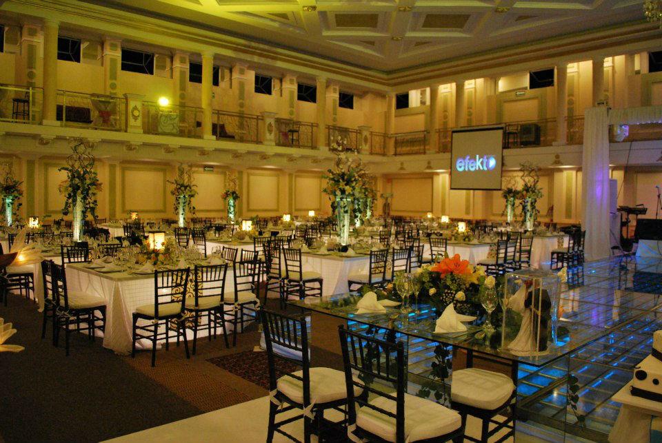 Salón Royal Rizzo en la Ciudad de México