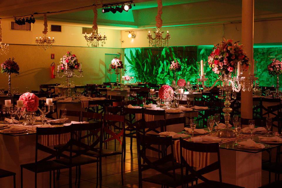 Casa Rosada Recepções