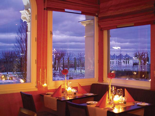 Beispiel: Romantischer Seeblick, Foto: Das Ahlbeck.