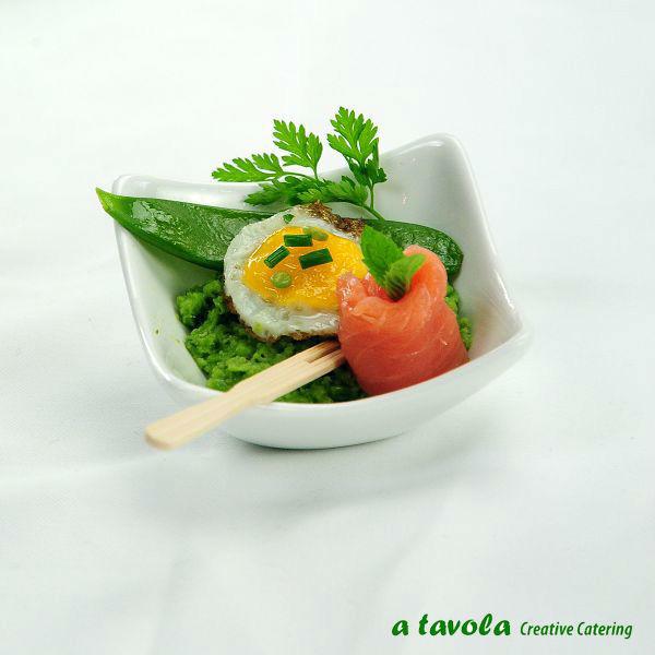 Beispiel: Das Auge isst mit, Foto: A Tavola.