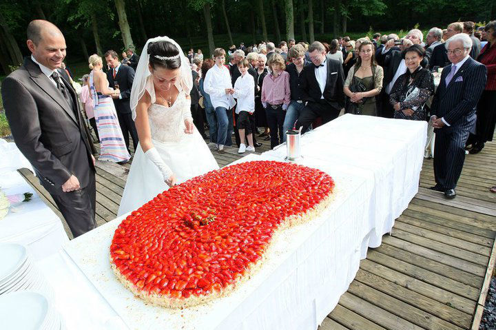 Beispiel: Von Ehering bis Hochzeitstorte, Foto: Der Hochzeiter.