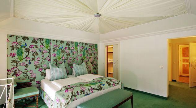 Beispiel: Zimmer, Foto: Romantik Hotel Schloss Mondsee.