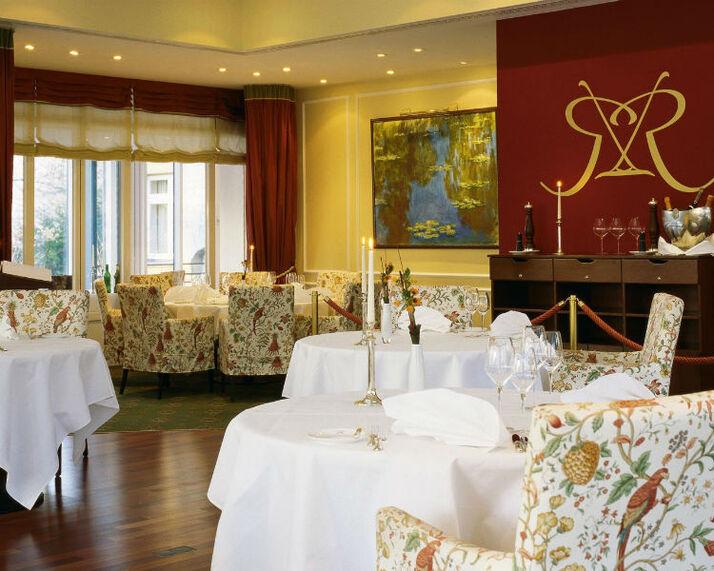 Beispiel: Restaurant, Foto: Villa Rothschild.