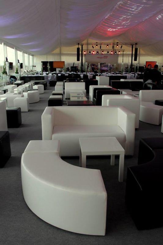 Namiot VIP Rajd Polski Mikołajki