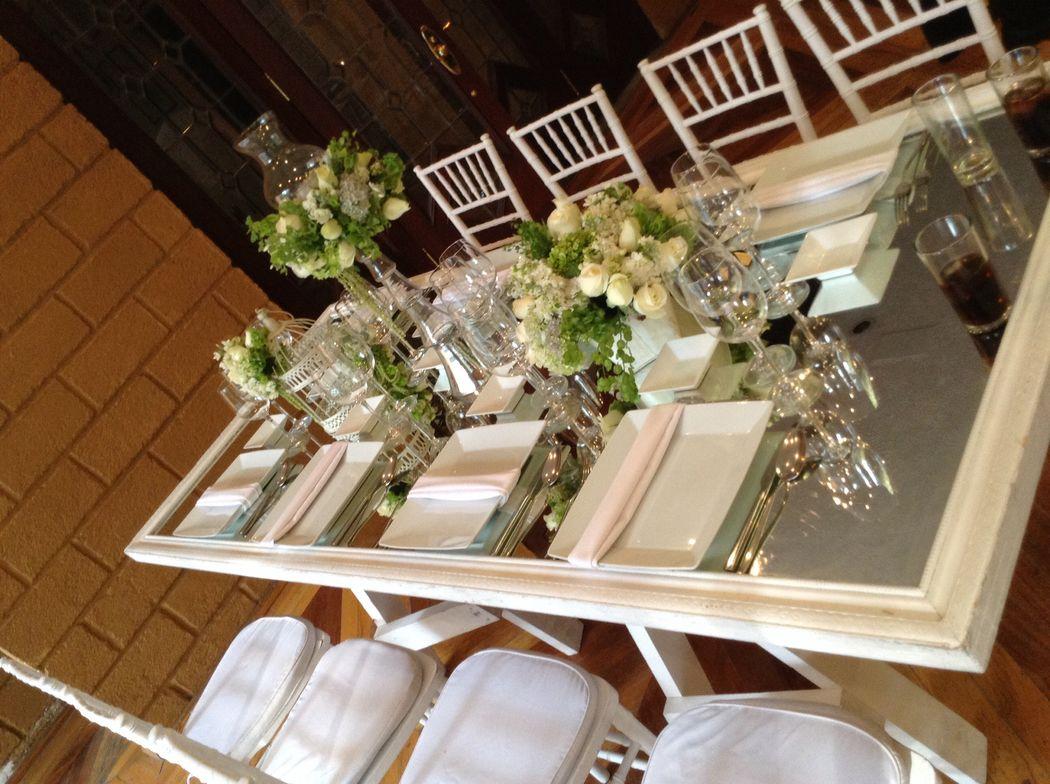 Monica Arroyo de Anda Wedding & Consulting & Design