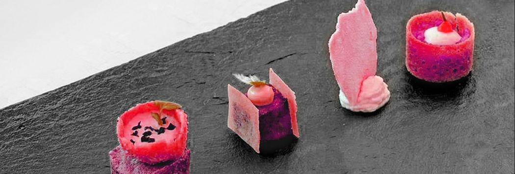 Beispiel: Exquisite Nachtische, Foto: eat. fine Catering.