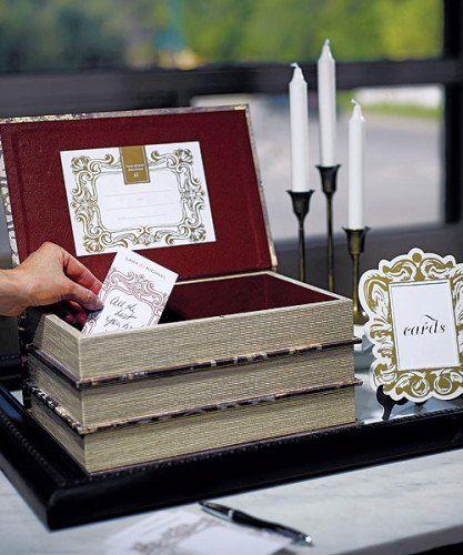 Beispiel: Briefbox, Foto: Heiratshop.