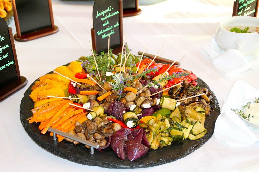 Beispiel: Kulinarische Köstlichkeiten, Foto: Grunewaldturm.