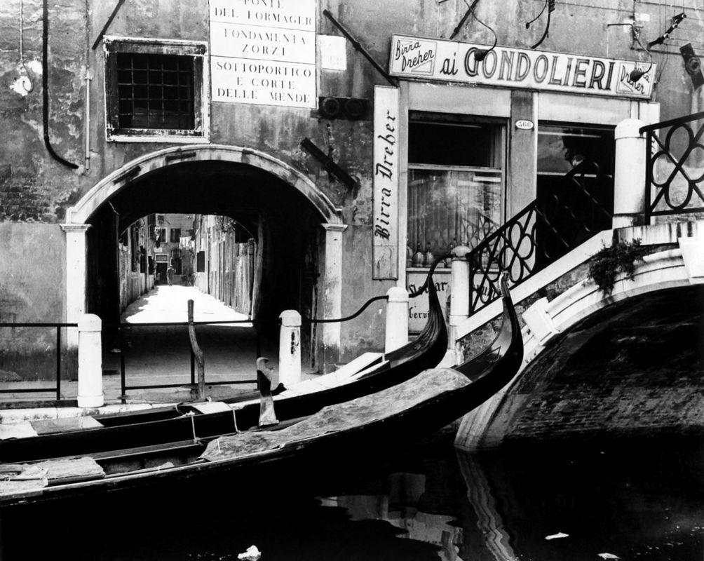 RIstorante Ai Gondolieri - Imagine d'Epoca