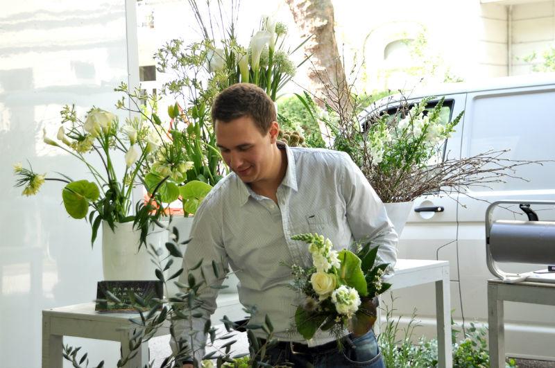 Beispiel: Ihr floraler Dekorationsservice, Foto: Puls Floristik.