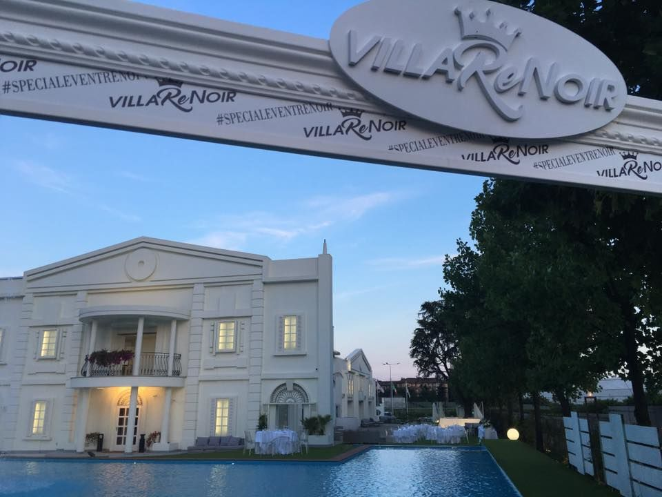 Villa per matrimonio e ricevimento a milano, Villa ReNoir