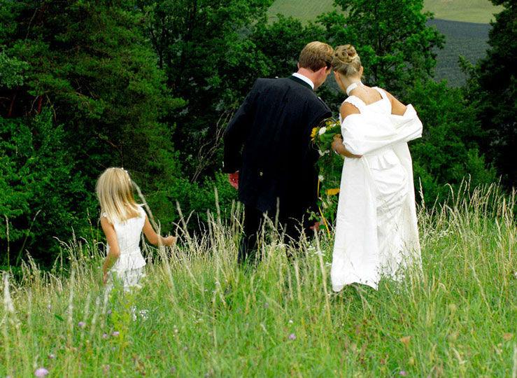 Beispiel: Wunderschöne Fotos von Ihrer Hochzeit, Foto: Christa Strobl Fotografie.