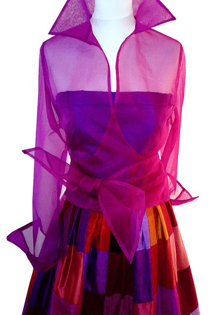 Beispiel: Das passende Kleid für den perfekten Anlass, Foto: Bonney & Kleid.
