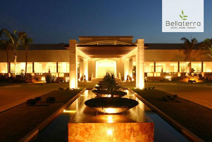 Terraza/jardín para eventos - Foto Bellaterra
