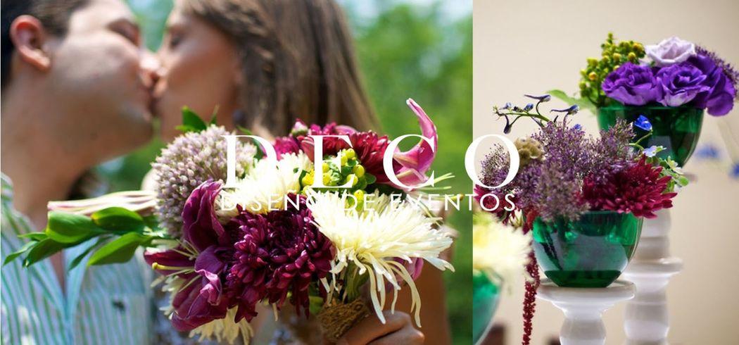 Save the date. Diseño floral orgánico y salvaje por DECO diseño de eventos
