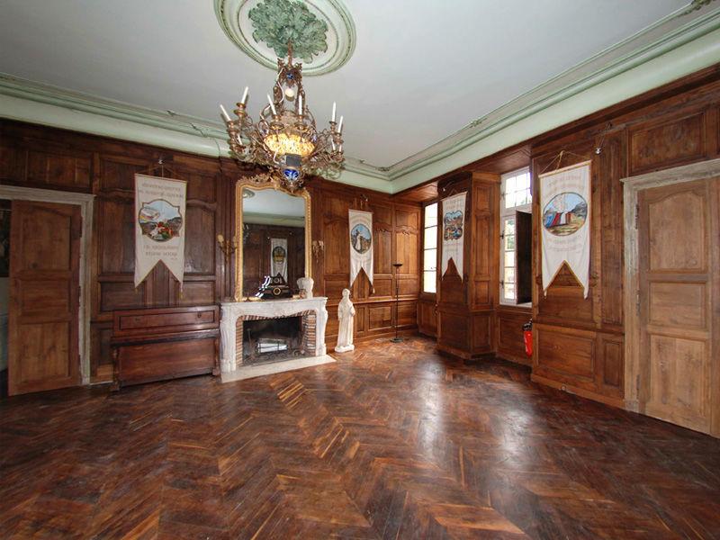 Le salon Louis XV