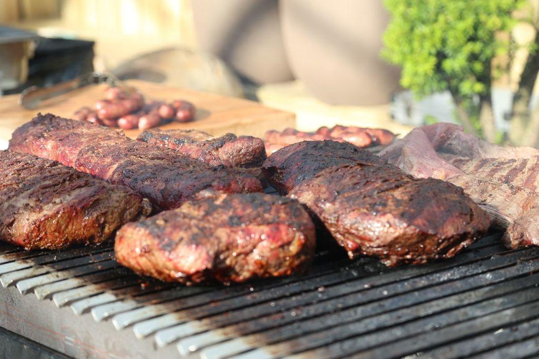 Gaucho-Grill-Buffet von Gourmetbox Catering Bern
