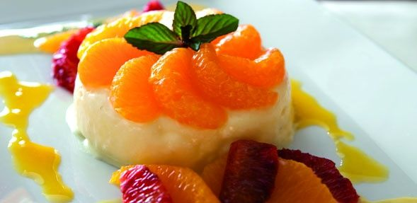 Beispiel: Dessert, Foto: Wirtschaft zum Schützenhaus.
