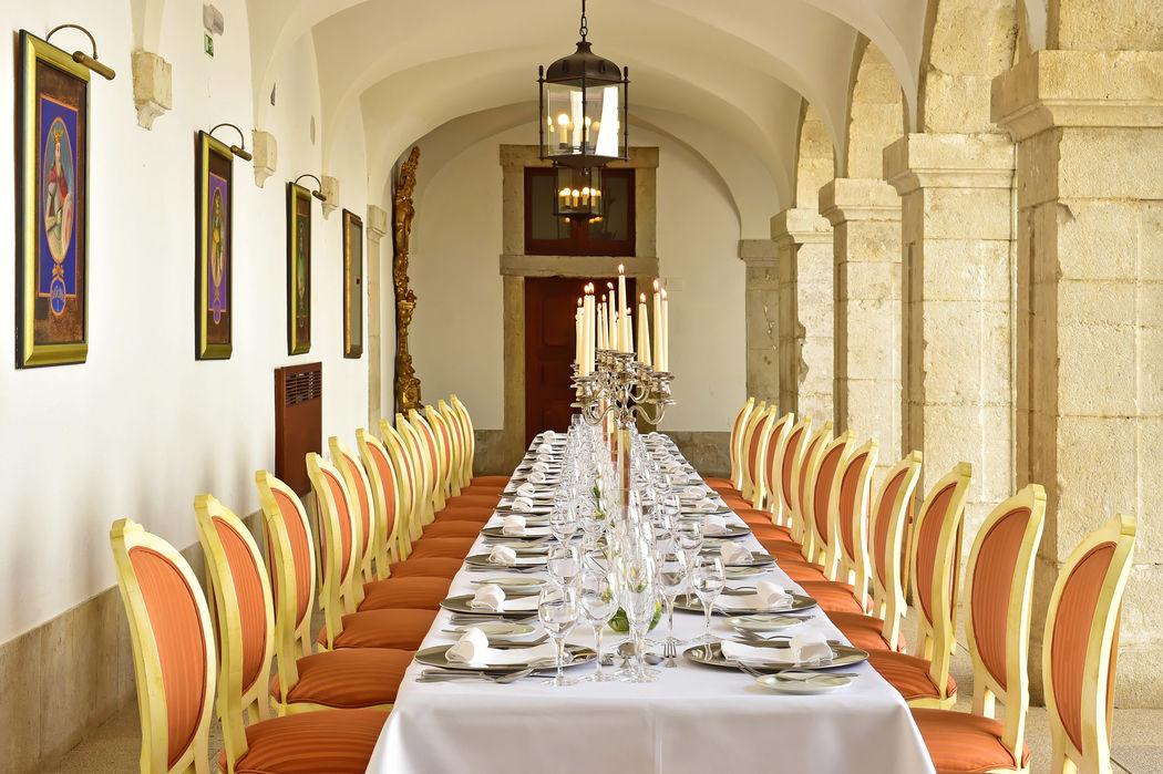 Banquete Claustros