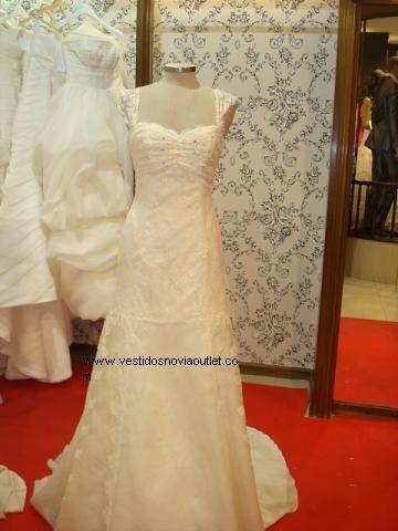 Vestidos de novia outlett