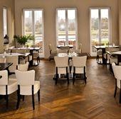 Beispiel: Veranstaltungssaal, Foto: Kaffee Rosengarten.