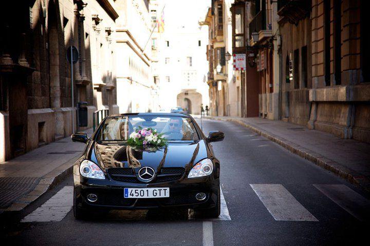 Beispiel: Hochzeitsauto auf Mallorca, Foto: T'estim.
