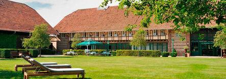 Beispiel: Impressionen vom Gelände, Foto: Romantik Hotel Linslerhof.