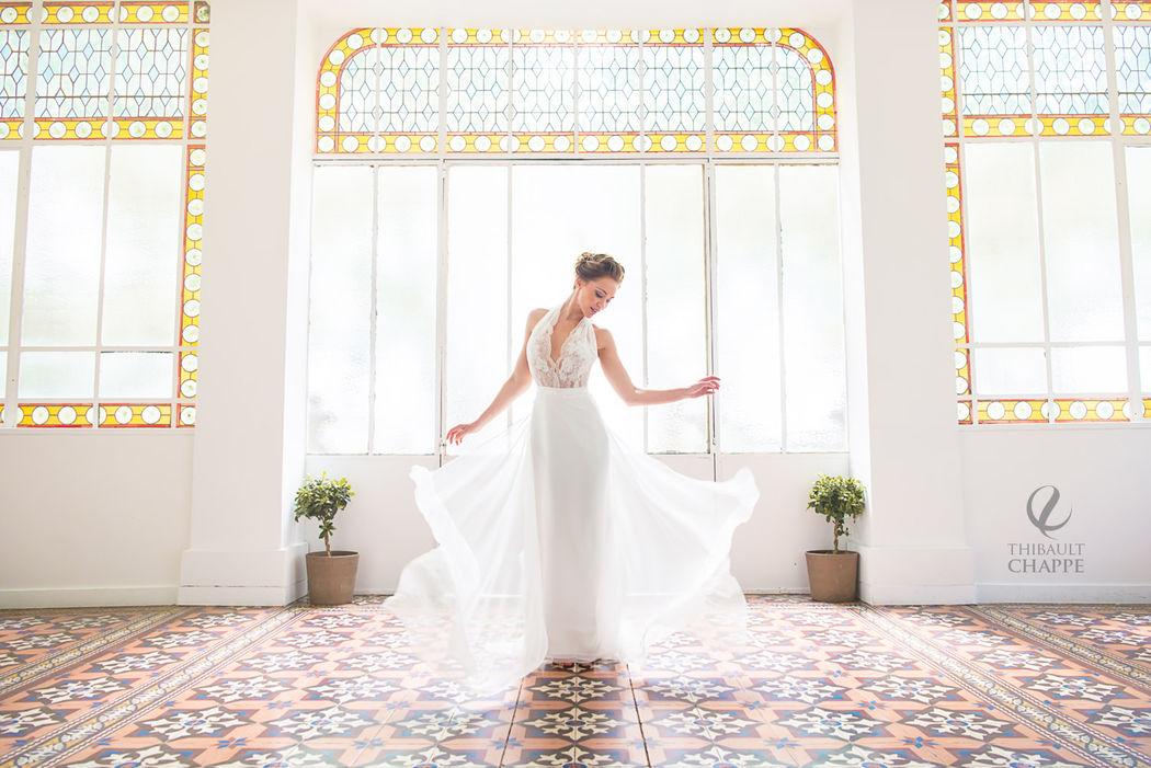 robe SEDUCTION - collection  Mariées de Provence 2017