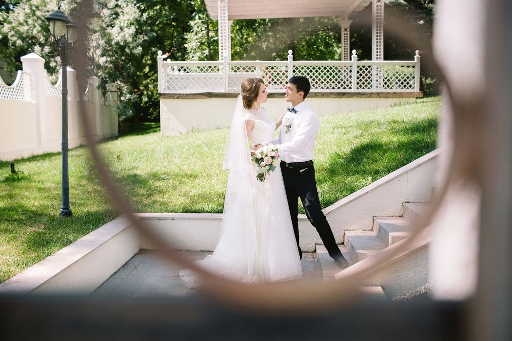 Свадебная фотосессия в Абрау-Дюрсо, отель