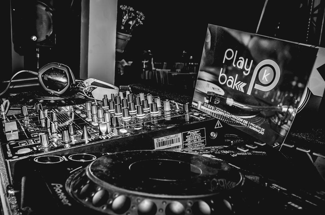 PlayBak - DJ Dentinho