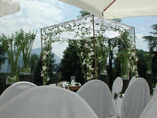 Beispiel: Impressionen: Dekoration, Foto: Flowerevents.