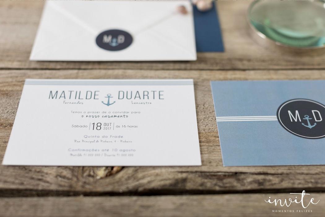Convite Nautic