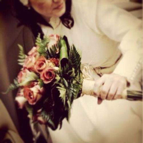 Bouquet rosa antiqua