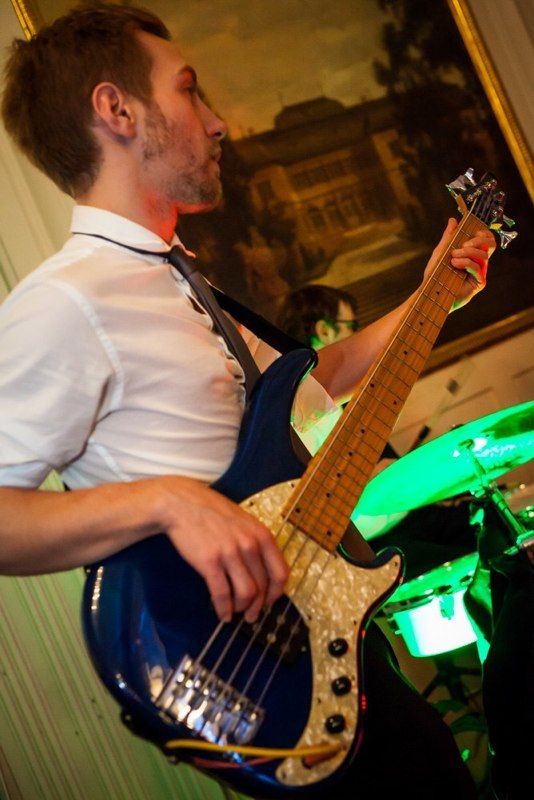 Bassist, Foto: Sunny Side Events.