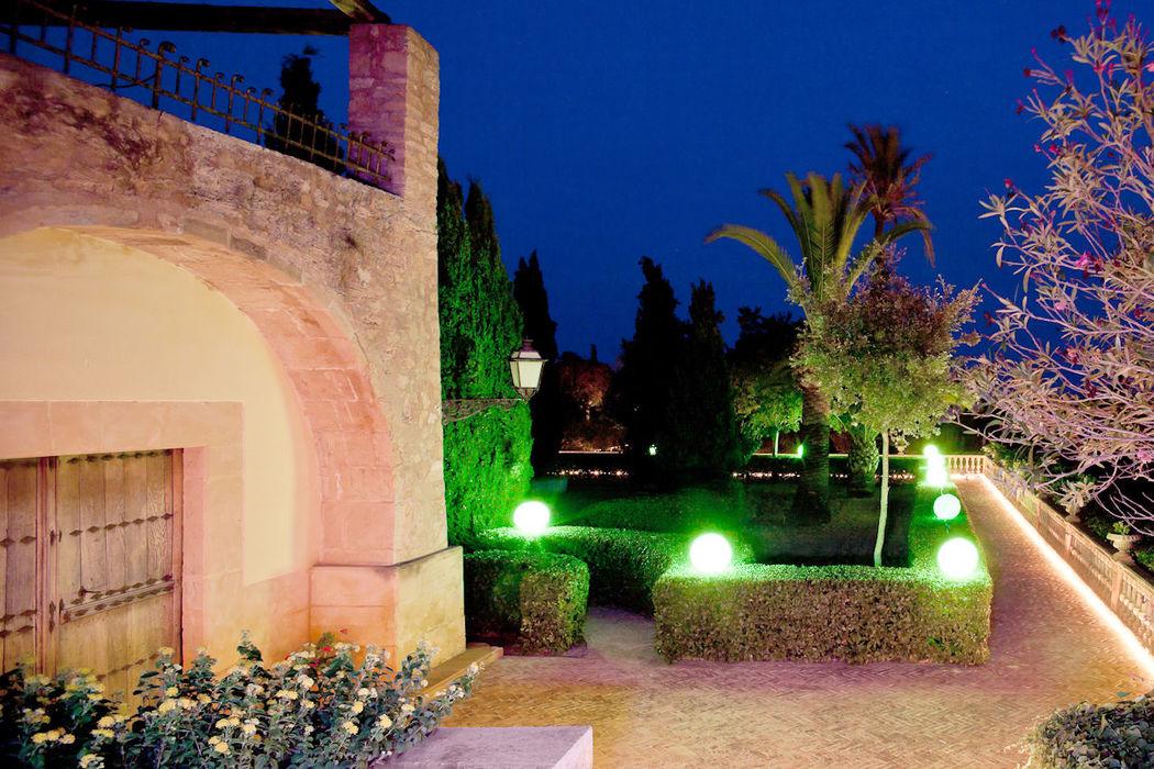 Son Doblons_jardín italiano