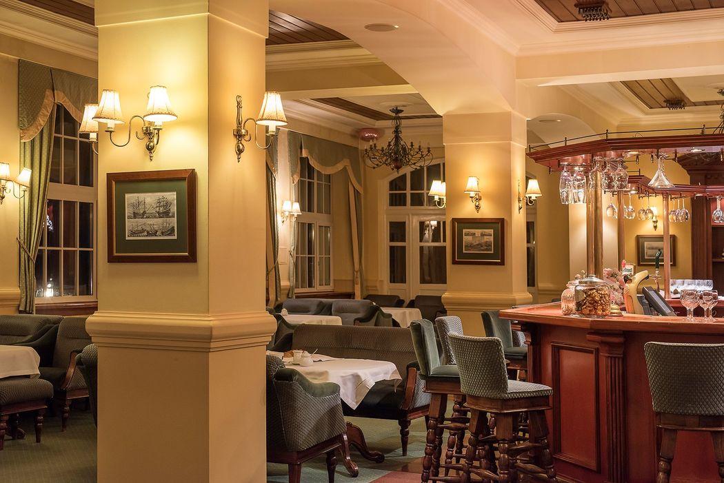 Bar w kawiarni Zamku Neptun