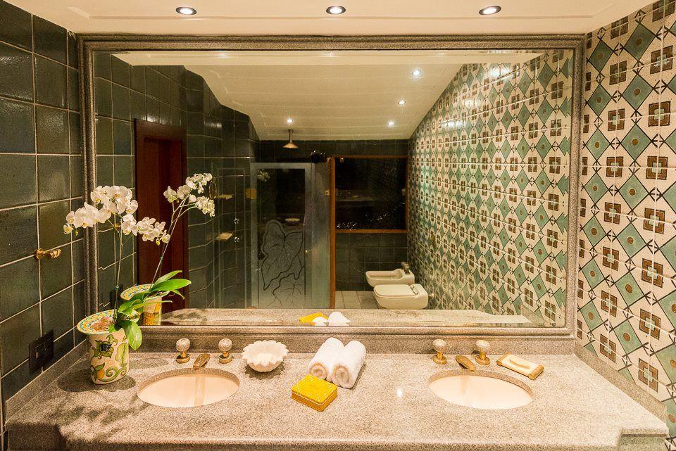 Banheiro suite Lion King !