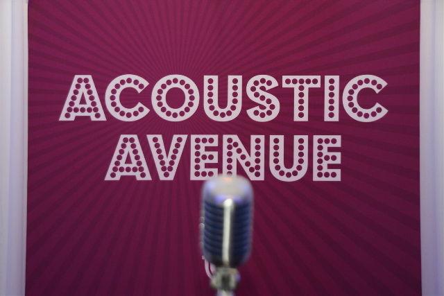 Beispiel: Mikrofon, Foto: Acoustic Avenue.