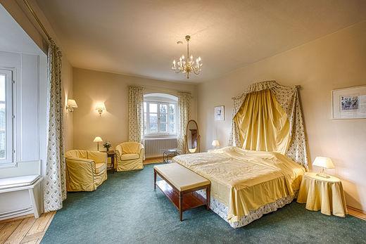 Beispiel: Suite, Foto: Schloss Neuhaus.