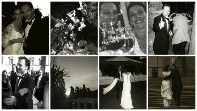 Beispiel: Hochzeitsfotos in Schwarz-Weiß, Foto: Zurich Wedding Photography.