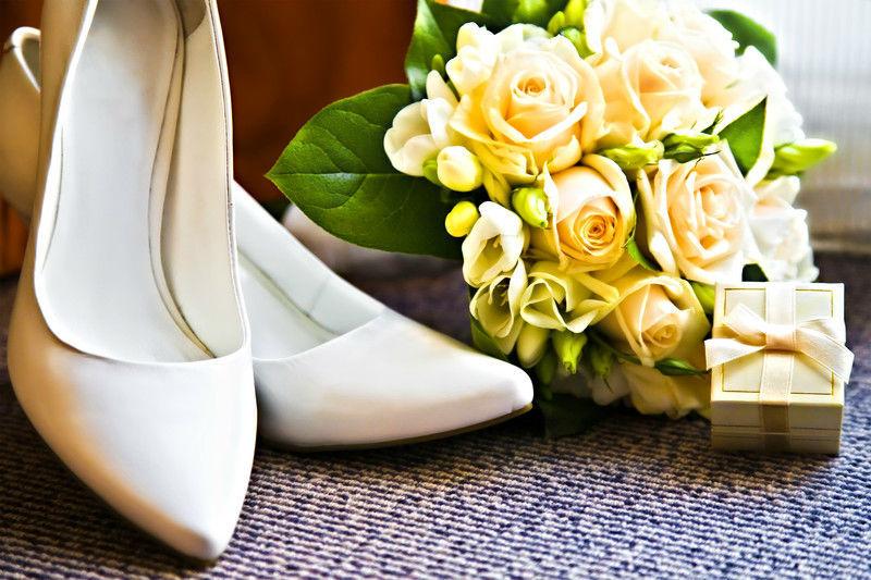 Beispiel: Perfekte Organisation der gesamten Hochzeit, Foto: Die Hochzeitsplaner.