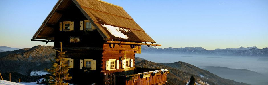 Beispiel: Troadkasten, Foto: Gipfelhaus Magdalensberg.